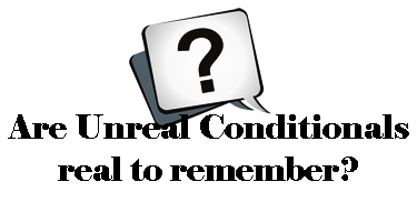unreal-conditionals